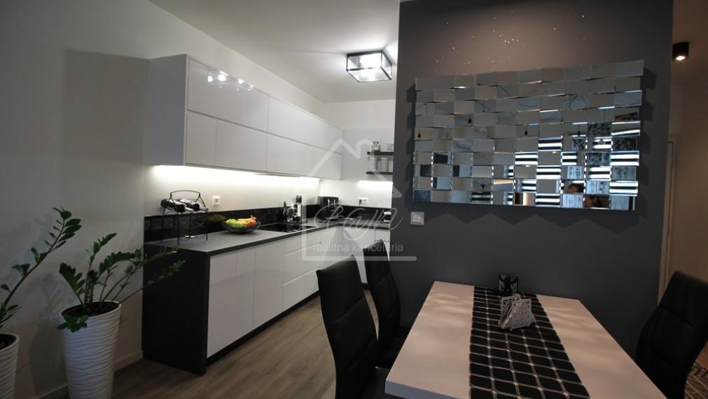 2-izbový byt na predaj, novostavba, Nová Terasa, s veľkou terasou a parkovacím miestom