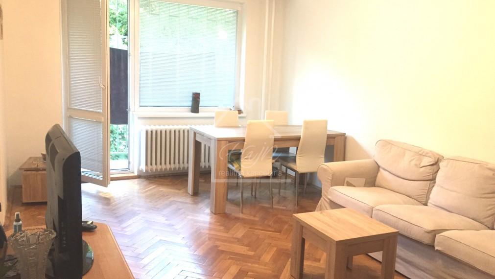 3-izbový byt na prenájom, Watsonova ulica, zariadený